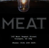 Meat Bar, Glasgow